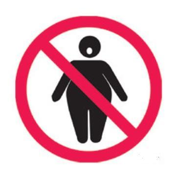 No Fat People